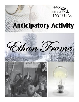 Ethan Frome Anticipatory Activity
