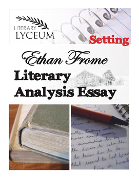 ap lit essay ethan frome