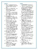 Ethan Frome: Syn./Ant. Vocabulary Crossword—Use w/Bookmarks Plus!