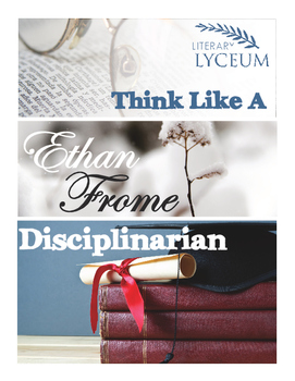 Ethan Frome Think Like a Disciplinarian Lesson
