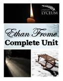 Ethan Frome Unit Bundle