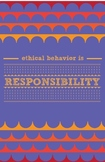 Ethical Behavior-Responsibility