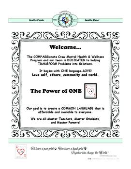 Ethics Intro - 12 Steps to Empower Attitudes - October Virtue Slides Step 3