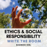Ethics and Social Responsibility QR Code Scavenger Hunt