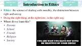 Ethics Notes for Law Enforcement I
