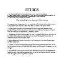 Ethics in Tom Sawyer