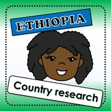 Ethiopia - Country research