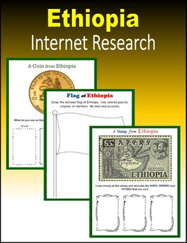 Ethiopia (Internet Research)