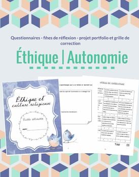 Ethique - Autonomie