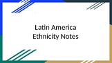 Ethnic Diversity in Latin America