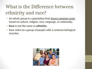 Ethnic Geography and Origin of Language