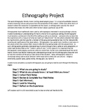 Ethnography Project