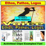 Ethos, Pathos, Logos JUMBO PowerPoint