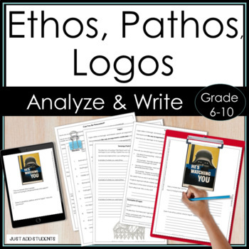 Persuasive Argumentative Rhetoric Using Ethos, Pathos, and Logos