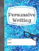 Ethos, Pathos, Logos in Persuasive Argumentative Writing {