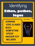Ethos Pathos Logos Identification