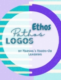 Ethos Pathos Logos Worksheets   Teachers Pay Teachers