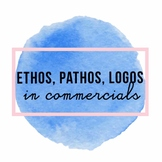 Ethos, Pathos, Logos in Commercials