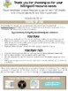 Etiquetas Bilingües para la Biblioteca Version 2 (Bilingual Library Labels)