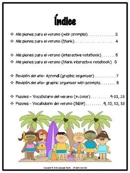 Etiquetas de Identificación - Spanish Name Tags