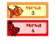 Etiquetas de caddies ~ Caddy Labels