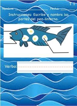 Etiquetiar el pez-linterna