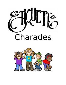 Etiquette Charades