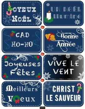 Étiquettes : Voeux de Noël
