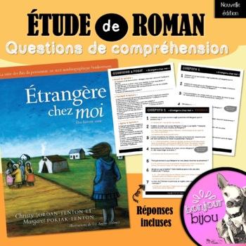Étrangère chez moi - Étude de Roman - Questions de compréhension