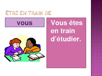 Être French verb powerpoint