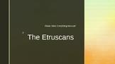 Etruascan PowerPoint