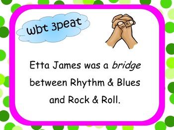Etta James: Musician in the Spotlight