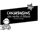 Étude - Conjugaisons des verbes à l'étude - 3e et 4e année