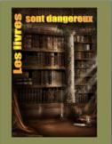 Étude de roman: les vieux livres sont dangereux