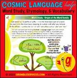 Spelling & Etymology: Latin Root cent Elementary Montessor