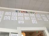 Etymology Word Wall