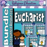 Eucharist Bundle Set 1 ~ Celebrating the Body and Blood of Jesus + Lap Flip Book