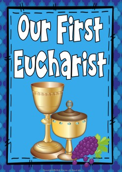 Eucharist {First Communion} Quilt