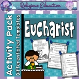 Eucharist {First Communion} Poster & Worksheets