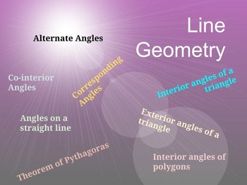Euclidean Geometry - Parallel lines
