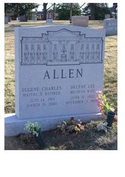 Eugene Allen - The Butler Word Search