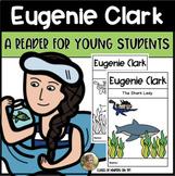 Eugenie Clark: Shark Lady Science Reader - Kindergarten &