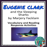 Eugenie Clark and the Sleeping Sharks Vocabulary and Reading Activities