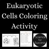 Eukaryotes Coloring Activity