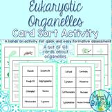Eukaryotic Organelle Card Sort