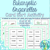 Eukaryotic Organelle Card Sort