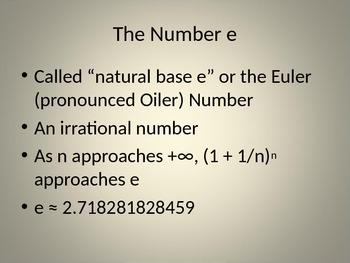Euler Number