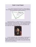 Euler's Line Activity