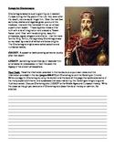 Eulogy for Charlemagne