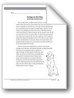 Eulogy on the Dog (Nonfiction)